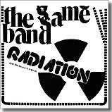 The Same Band Radiation cover