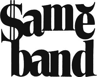 The Same Band logotype